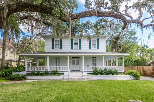 27 Riberia St, St Augustine, FL 32084 (MLS #954553) :: EXIT Real Estate Gallery