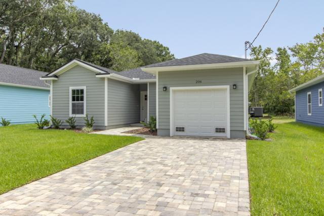 206 N Orange St, Hastings, FL 32145 (MLS #955514) :: EXIT Real Estate Gallery