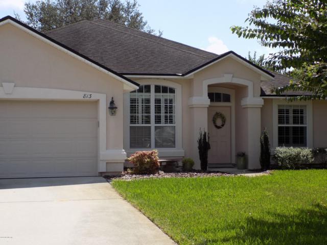 813 Derby Ln, Ponte Vedra Beach, FL 32081 (MLS #955555) :: The Hanley Home Team