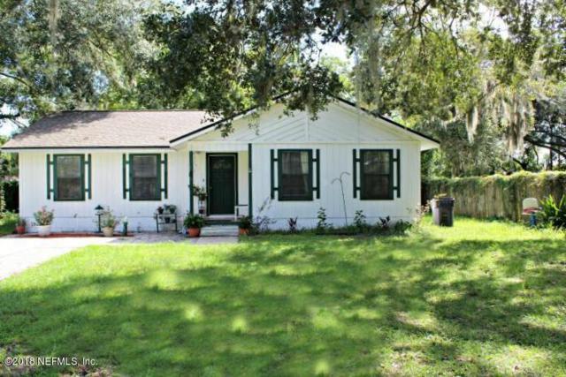 261 4TH St N, Macclenny, FL 32063 (MLS #956038) :: St. Augustine Realty