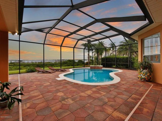 2720 Harbor Ct, St Augustine, FL 32084 (MLS #956225) :: The Hanley Home Team