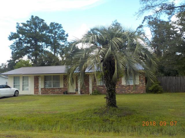 8697 S Ben Rowe Cir, Macclenny, FL 32063 (MLS #956497) :: St. Augustine Realty