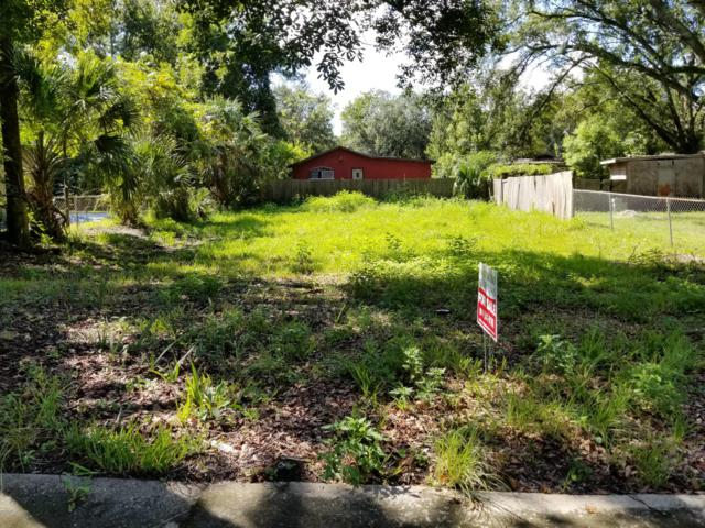 0 W 23RD St, Jacksonville, FL 32209 (MLS #956662) :: Memory Hopkins Real Estate