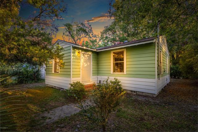 1214 W 28TH St, Jacksonville, FL 32209 (MLS #956688) :: 97Park