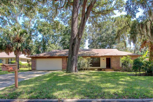 4431 Woodsong Loop W, Jacksonville, FL 32225 (MLS #958309) :: EXIT Real Estate Gallery