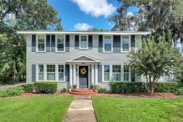 1481 Belvedere Ave, Jacksonville, FL 32205 (MLS #958914) :: The Hanley Home Team