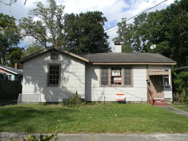 1437 W 9TH St, Jacksonville, FL 32209 (MLS #958938) :: EXIT Real Estate Gallery