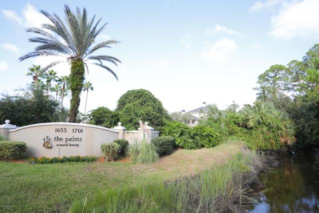 1701 The Greens Way #712, Jacksonville Beach, FL 32250 (MLS #959366) :: Summit Realty Partners, LLC
