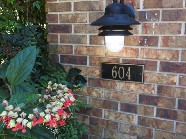 604 Wells Landing Dr, Orange Park, FL 32073 (MLS #959808) :: EXIT Real Estate Gallery