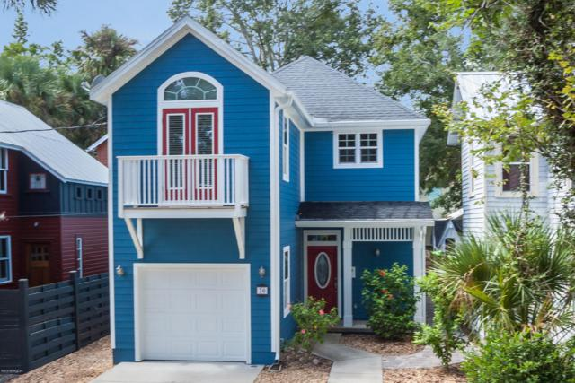 70 Dumas St, St Augustine, FL 32084 (MLS #960272) :: EXIT Real Estate Gallery