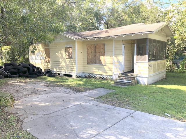 74 E 32ND St, Jacksonville, FL 32206 (MLS #960273) :: Ponte Vedra Club Realty | Kathleen Floryan
