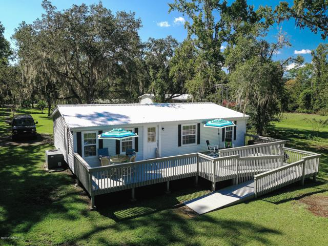 736 Cedar Creek Rd, Palatka, FL 32177 (MLS #962217) :: CrossView Realty