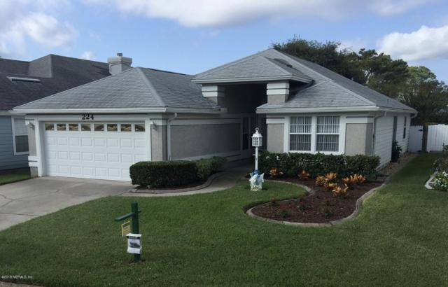 224 Charlemagne Cir, Ponte Vedra Beach, FL 32082 (MLS #962258) :: EXIT Real Estate Gallery
