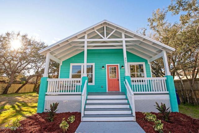 5488 1ST St, St Augustine, FL 32080 (MLS #962378) :: Young & Volen | Ponte Vedra Club Realty