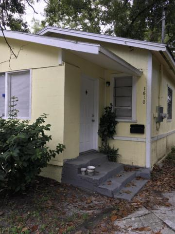 1610 W 17TH St, Jacksonville, FL 32209 (MLS #962395) :: EXIT Real Estate Gallery