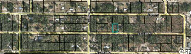 6312 Bowdoin Ave, Keystone Heights, FL 32656 (MLS #962431) :: Memory Hopkins Real Estate