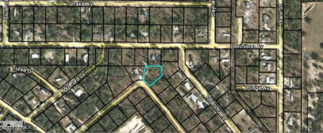 6300 Vanderbilt Dr, Keystone Heights, FL 32656 (MLS #962438) :: Memory Hopkins Real Estate