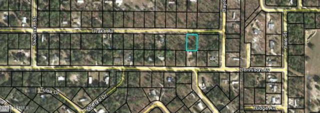 6271 Drake Ave, Keystone Heights, FL 32656 (MLS #962443) :: Memory Hopkins Real Estate