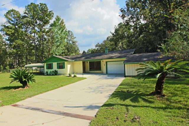 813 SE 5TH Ave, Melrose, FL 32666 (MLS #962926) :: Young & Volen | Ponte Vedra Club Realty