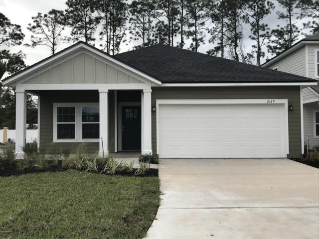 2149 Eagle Talon Cir, Fleming Island, FL 32003 (MLS #962940) :: Florida Homes Realty & Mortgage
