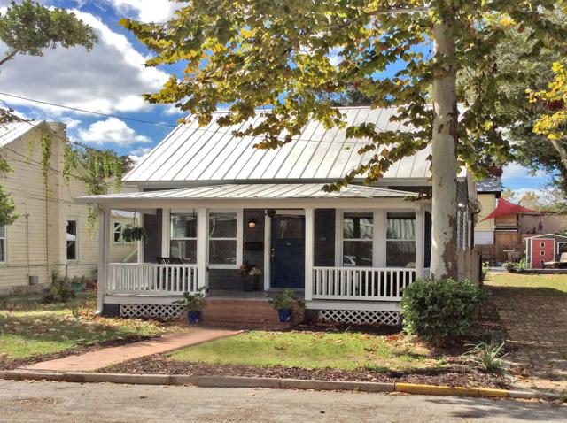 56 Abbott St, St Augustine, FL 32084 (MLS #963321) :: Ponte Vedra Club Realty   Kathleen Floryan