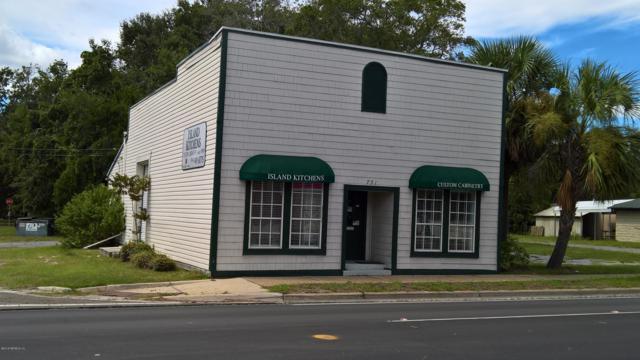 731 S 8TH St, Fernandina Beach, FL 32034 (MLS #964061) :: Ponte Vedra Club Realty | Kathleen Floryan