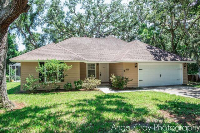 425 Ocean Dr, St Augustine, FL 32080 (MLS #965234) :: The Edge Group at Keller Williams