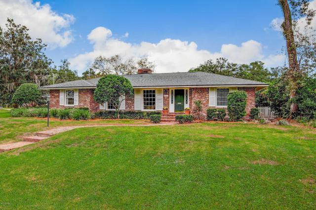4605 Ortega Forest Dr, Jacksonville, FL 32210 (MLS #965277) :: Ancient City Real Estate