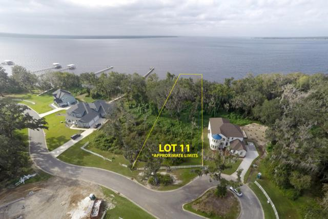 8545 Beverly Ln, St Augustine, FL 32092 (MLS #965505) :: The Hanley Home Team