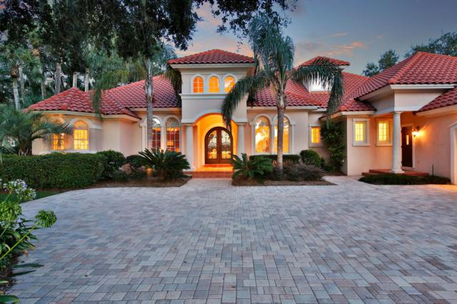 289 Plantation Cir S, Ponte Vedra Beach, FL 32082 (MLS #966175) :: The Edge Group at Keller Williams