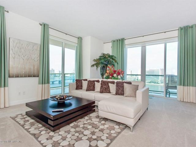 1431 Riverplace Blvd #1205, Jacksonville, FL 32207 (MLS #966309) :: CrossView Realty
