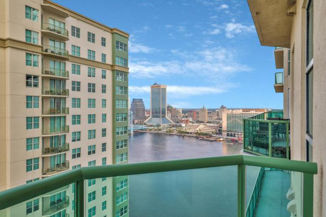 1431 Riverplace Blvd #2303, Jacksonville, FL 32207 (MLS #968077) :: Summit Realty Partners, LLC