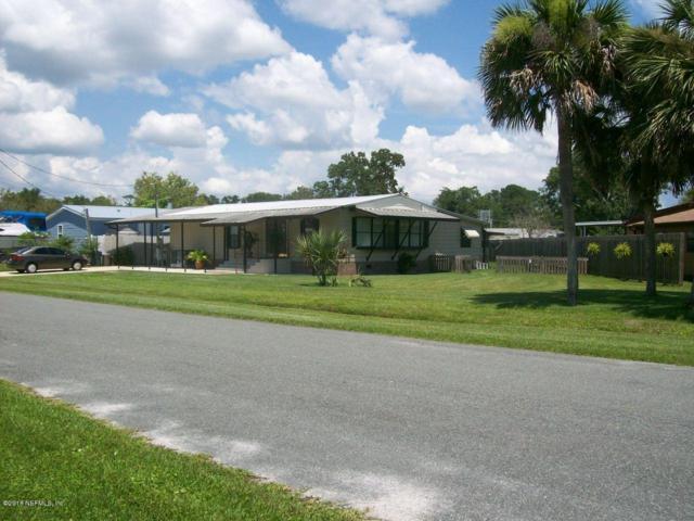 57 Carefree, Welaka, FL 32193 (MLS #968641) :: Florida Homes Realty & Mortgage