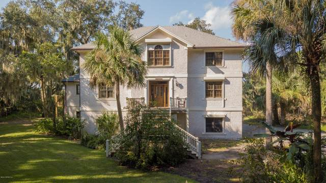 96229 Piney Island Dr, Fernandina Beach, FL 32034 (MLS #968762) :: The Hanley Home Team