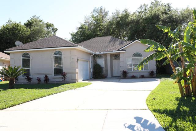 1812 Branch Vine Dr W, Jacksonville, FL 32246 (MLS #969110) :: The Hanley Home Team