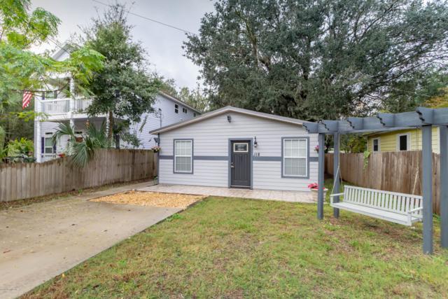 118 Twine St, St Augustine, FL 32084 (MLS #969284) :: Ponte Vedra Club Realty | Kathleen Floryan