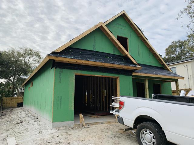 311 A St, St Augustine Beach, FL 32080 (MLS #969295) :: EXIT Real Estate Gallery