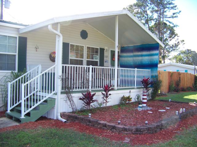 127 Carolina St, Crescent City, FL 32112 (MLS #970533) :: CrossView Realty