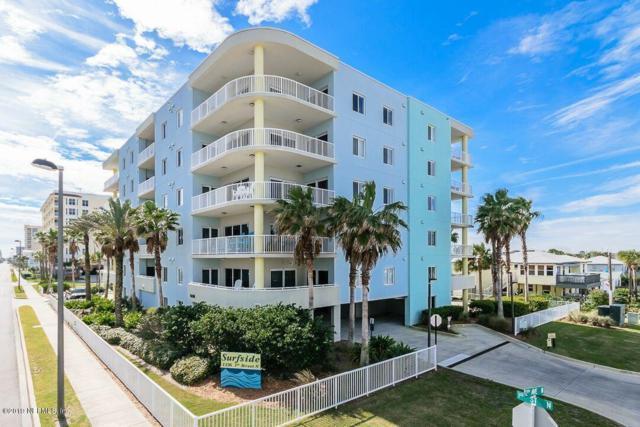 1236 1ST St N #302, Jacksonville Beach, FL 32250 (MLS #973213) :: The Hanley Home Team