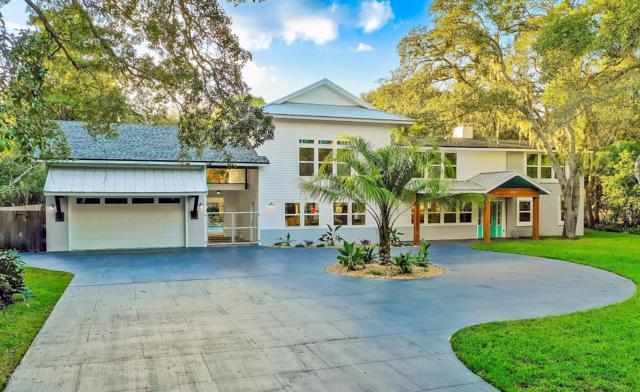 830 Hagler Dr, Neptune Beach, FL 32266 (MLS #973320) :: Coldwell Banker Vanguard Realty