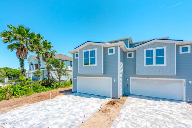 603 Seagate Ln S, St Augustine, FL 32084 (MLS #974993) :: Noah Bailey Group