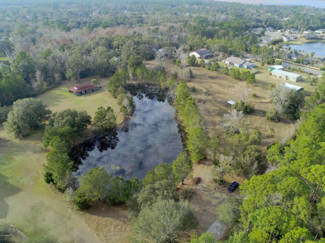 87634 Roses Bluff Rd, Yulee, FL 32097 (MLS #975930) :: The Hanley Home Team