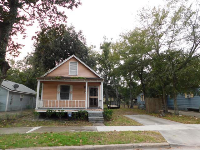 1502 Louisana St, Jacksonville, FL 32209 (MLS #976586) :: Ponte Vedra Club Realty | Kathleen Floryan