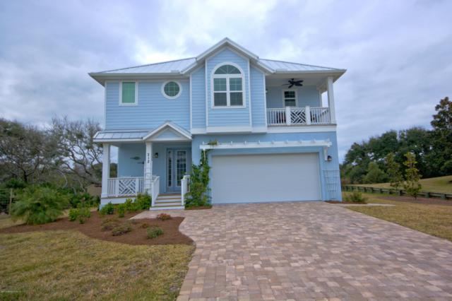 212 Eleventh St, St Augustine, FL 32084 (MLS #977433) :: The Hanley Home Team