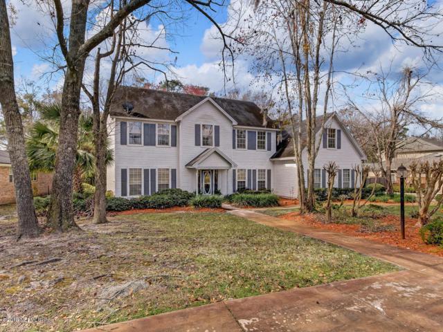 6428 Christopher Creek Rd W, Jacksonville, FL 32217 (MLS #977526) :: The Hanley Home Team
