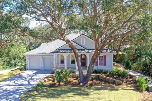 261 Ridgeway Rd, St Augustine Beach, FL 32080 (MLS #977772) :: EXIT Real Estate Gallery