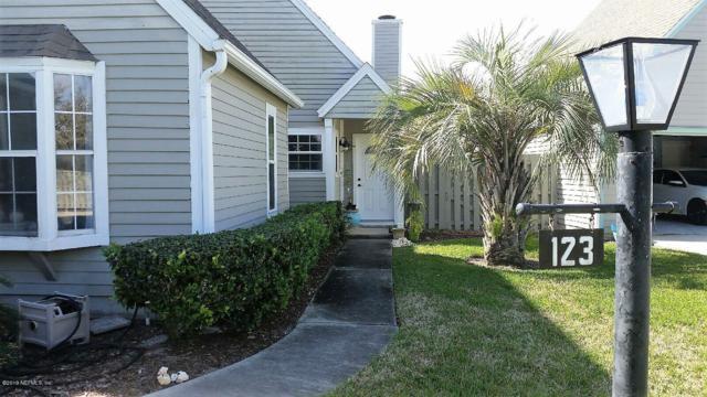 123 Ocean Hollow Ln, St Augustine, FL 32084 (MLS #979426) :: Noah Bailey Real Estate Group