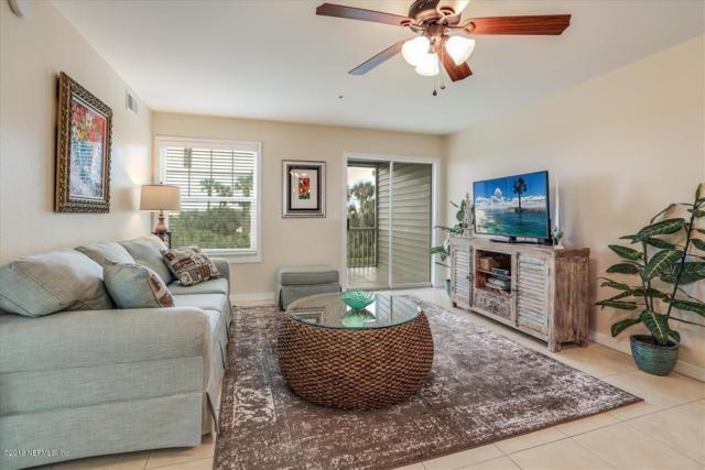 110 Ocean Hollow Ln #116, St Augustine, FL 32084 (MLS #979500) :: Noah Bailey Real Estate Group