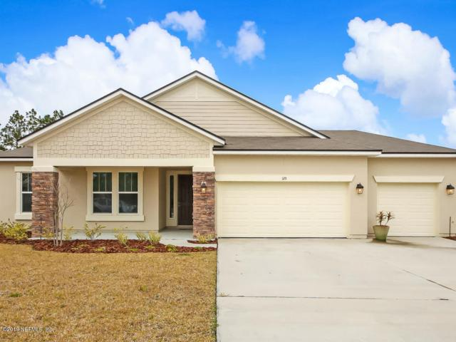 125 Goldenrod Lake Dr, St Augustine, FL 32084 (MLS #979549) :: EXIT Real Estate Gallery