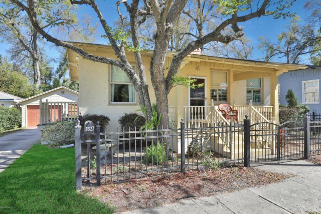 1827 Landon Ave, Jacksonville, FL 32207 (MLS #980176) :: Berkshire Hathaway HomeServices Chaplin Williams Realty